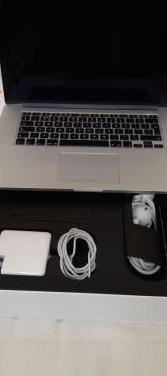 Macbook pro retina 15.4 early 2013 averiado