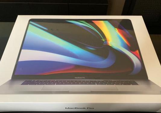 Macbook pro retina touch bar 16 pul, mod nuevo