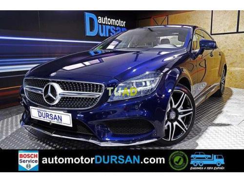 Mercedes cls clase cls 350 bluetec 4matic '15