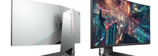 Monitor alienware aw3418dw ultra-wide g-sync