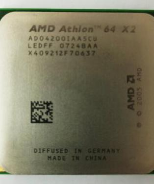Procesador amd athlon 64 x2 4200