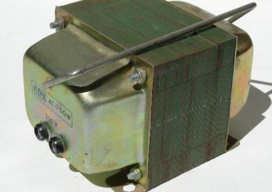 Transformador reversible 220 v - 125 v