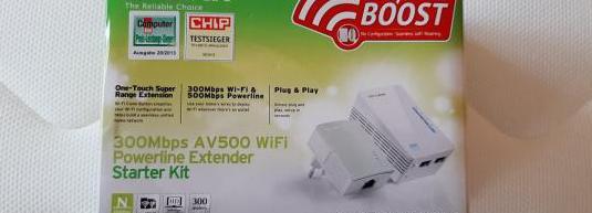 Amplificador wifi tp-link nuevo
