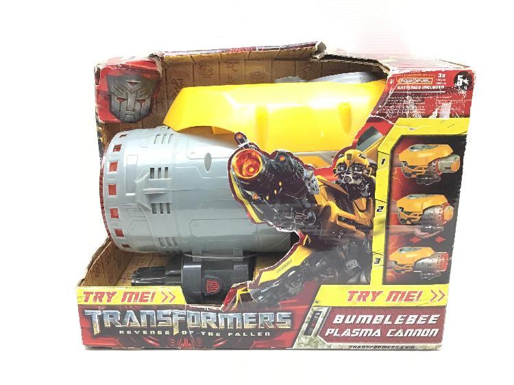 Otros juegos y juguetes hasbro plasma cannon