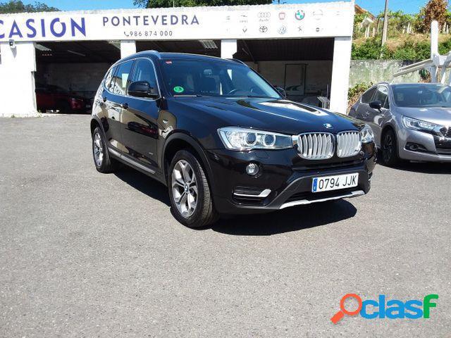 BMW X3 diesel en Pontevedra (Pontevedra) 2