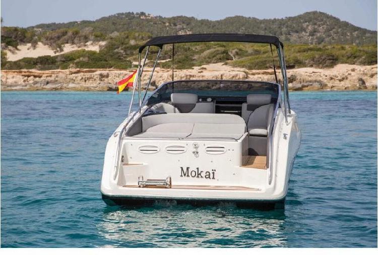 Alquiler barco con o sin patrón en ibiza