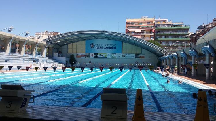 Acción club natació sant andreu