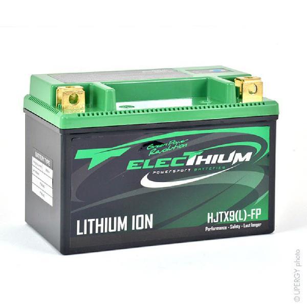 Bateria moto litio ytx9-bs