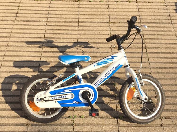 Bicicleta de nen/a en perfecte estat
