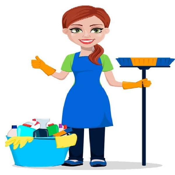 Busco trabajo en limpieza