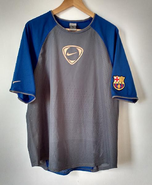 Camiseta barça 2002