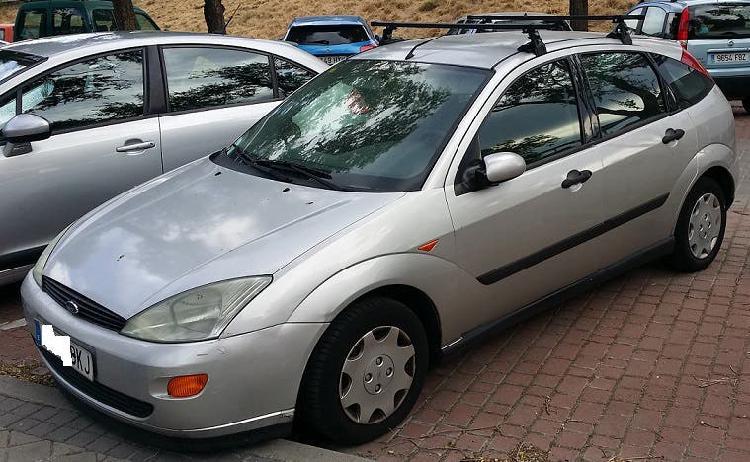 Ford focus 1.8tddi 2003