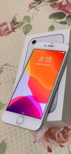 Iphone 7 32gb blanco libre impoluto