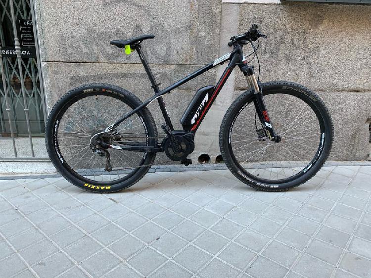 Ktm mountain bike electrica mtb macina force 291