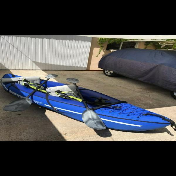 Kayak canoa sevylor wabash 2 pers