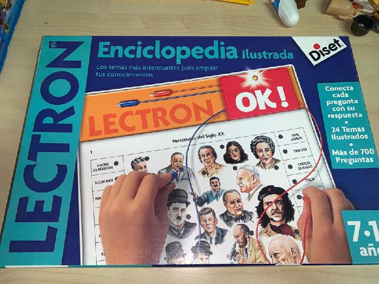 Lectron enciclopedia ilustrada y conoce tu cuerpo