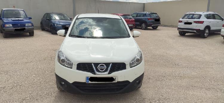 Nissan qashqai 2012