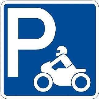 Plaza garaje moto - parking