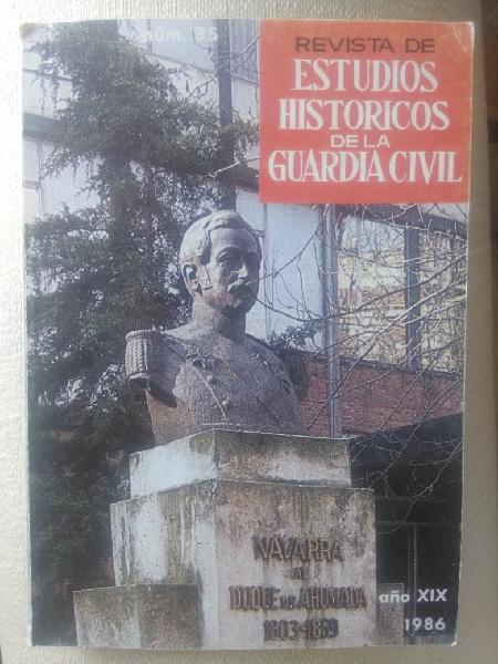 Revista de estudios históricos de la guardia civil