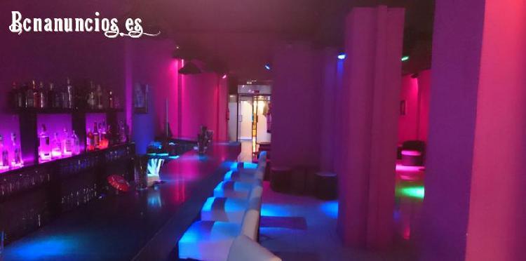 Salas discotecas para fiestas en barcelona