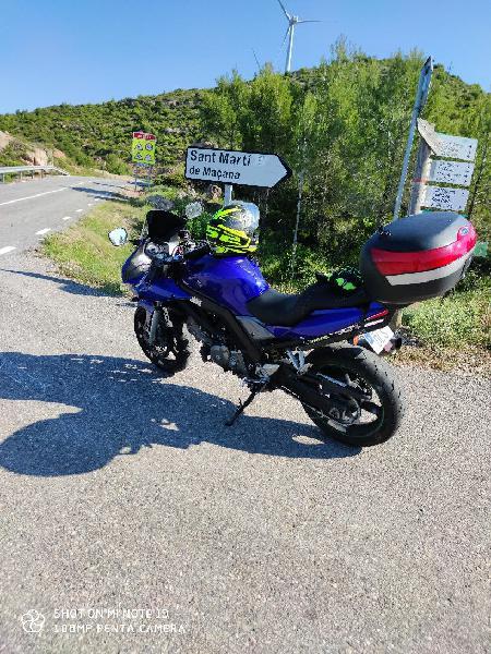Suzuki sv 650 a2!! con seguro hasta julio 2021