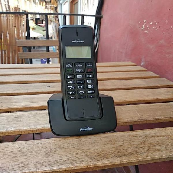 Teléfono inalámbrico binatone