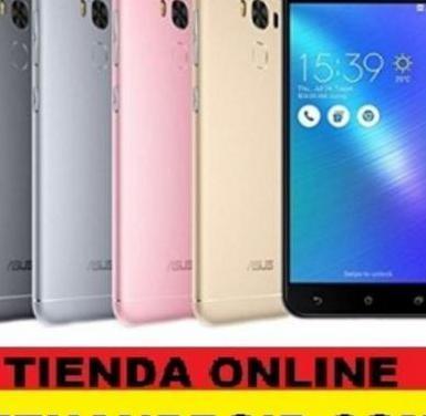Asus zenfone 3 max 4g 32gb - smartphone (envio...