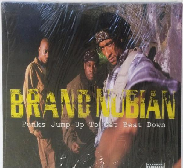 Brand nubian - punks jump up to get [us hip hop / rap