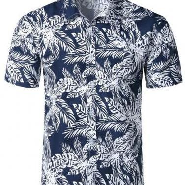 Camisa xl hawaiana nueva