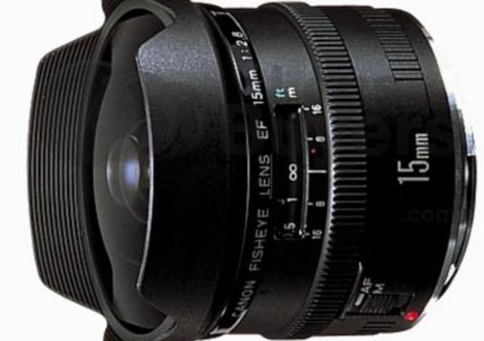 Canon ef 15 mm f2.8 fisheye diagonal