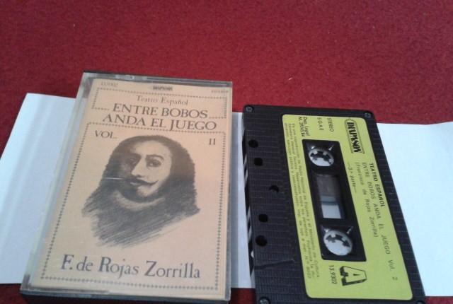 Casete cassette (entere bobos anda el juego teatro español