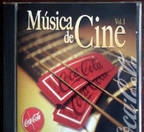 Cd bso música de cine vol. 1 (braveheart, independence day,