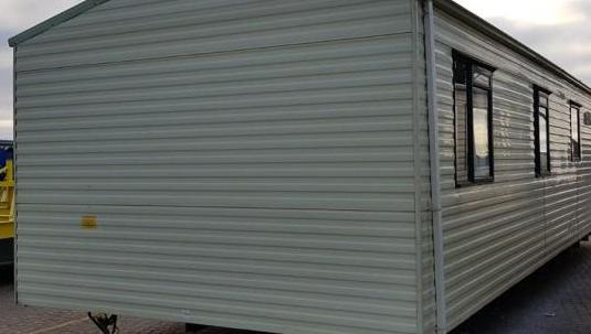 Casa movil 11x4 m 3 dormitorios
