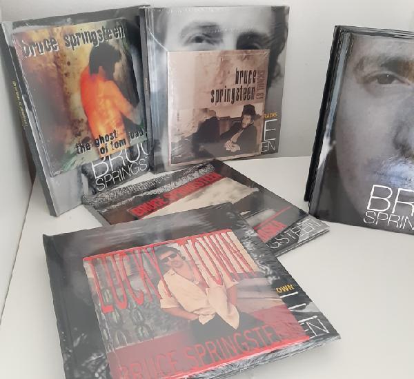 Colección bruce springsteen libro cd