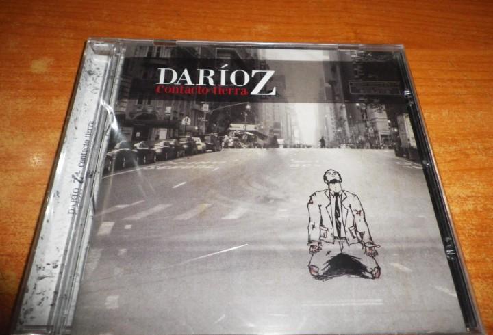 Dario z contacto tierra cd album precintado contiene 13