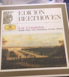Edicion beethoven los conciertos deutsche grammophon 6 lp