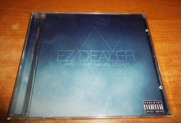 Ez dealer jamg dealer & ezclick cd album contiene 10 temas