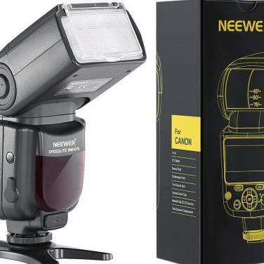 Flash e-ttl nw670c profesional para canon. nuevo.