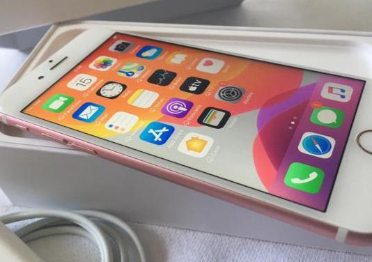 Iphone 6s 16gb libre oro rosa