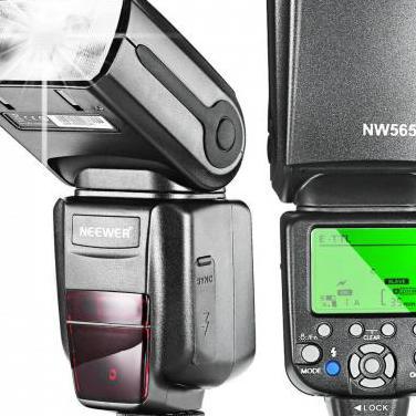 Kit flash pro e-ttl nw670 para canon, nuevo