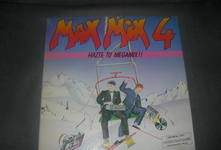 Lp box set max mix 4