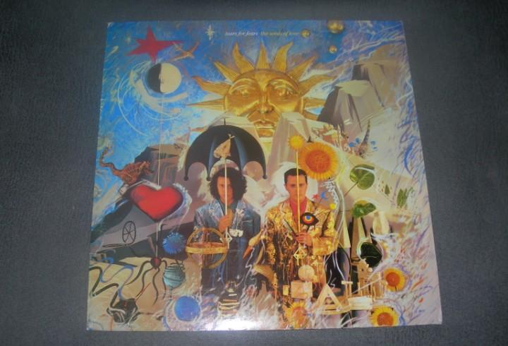 Lp tears for fears-the seeds of love