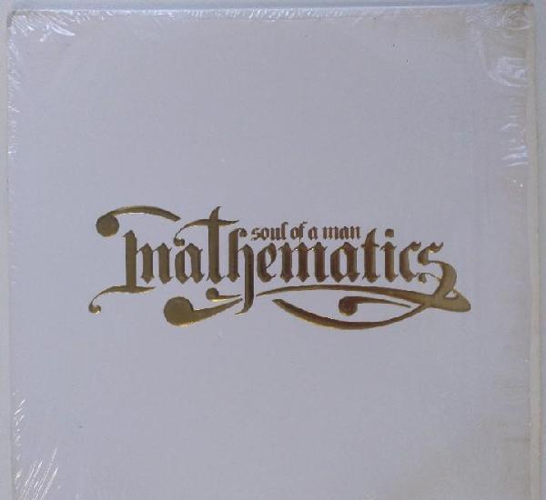 Mathematics - soul of a man instrumentales [hip hop]