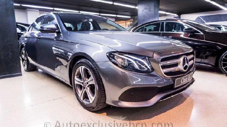Mercedes-benz clase e 220d 9g-tronic 194 (4.75)