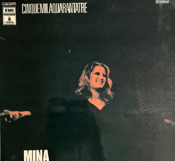 Mina cinquemilaquarantatre 1972 disco l p