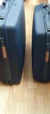 Maletas samsonite de carcasa dura color dark blue