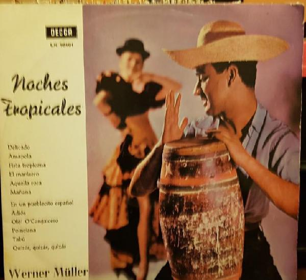 Noches tropicales - werner müller