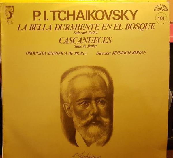 P.i. tchaikovsky - la bella durmiente en el bosque -