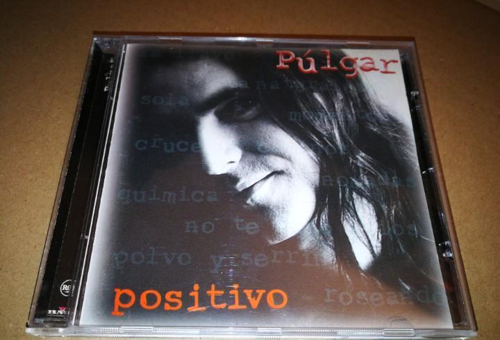 Pulgar positivo cd album del año 1997 contiene 12 temas