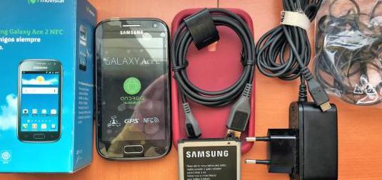 Samsung galaxy ac 2 nfc libre